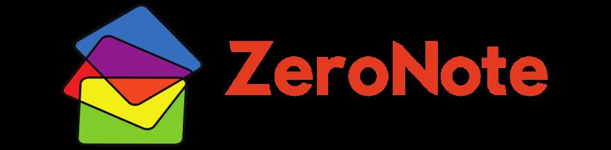ZeroNote Logo